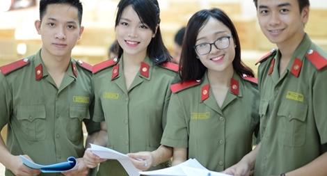Điều kiện tham gia xét tuyển vào các trường CAND năm 2021