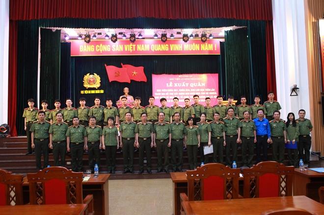Học viện ANND đưa học viên về hỗ trợ đồng bào tại huyện Mường Lát - Ảnh minh hoạ 2