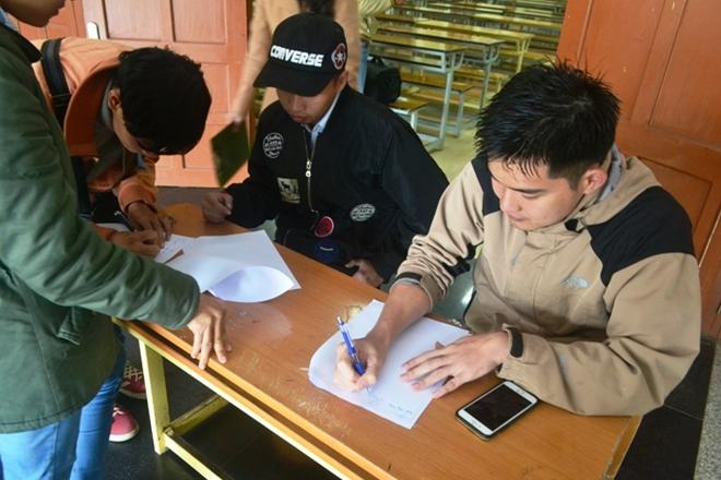 Đại học Yersin Đà Lạt gặp sự cố trên bằng tốt nghiệp