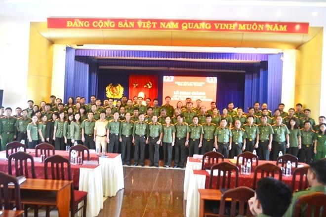 Gần 200 học viên tham dự lớp bồi dưỡng nghiệp vụ tổ chức xây dựng Đảng