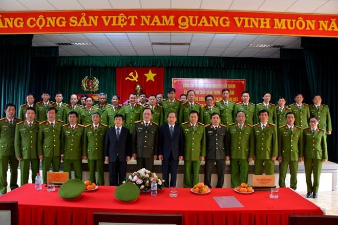 Thứ trưởng Nguyễn Văn Thành làm việc với Công an, Cảnh sát PCCC Lâm Đồng - Ảnh minh hoạ 2