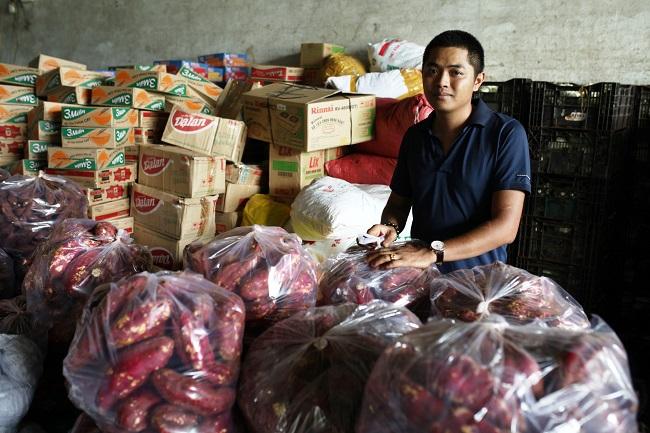 """Đưa nông sản Đà Lạt ra ủng hộ """"khúc ruột miền Trung"""" - Ảnh minh hoạ 2"""