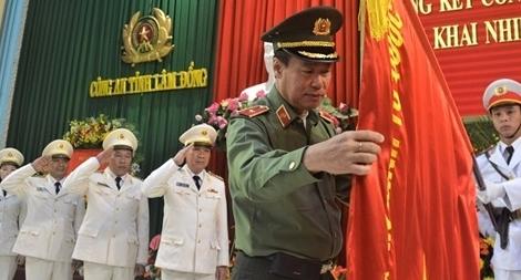 Tội phạm về TTXH ở Lâm Đồng giảm tới 23,34%