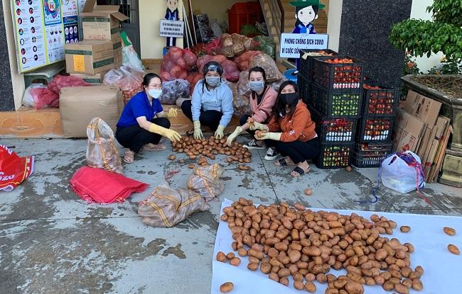 75 tấn lương thực, thực phẩm hỗ trợ các khu cách ly ở TP Hồ Chí Minh - Ảnh minh hoạ 3