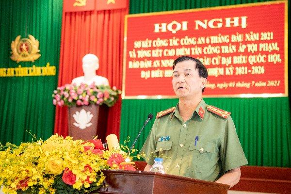 Giữ vững an ninh trật tự trên vùng đất Nam Tây Nguyên