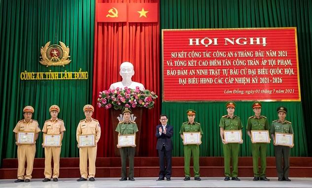 Giữ vững an ninh trật tự trên vùng đất Nam Tây Nguyên - Ảnh minh hoạ 2
