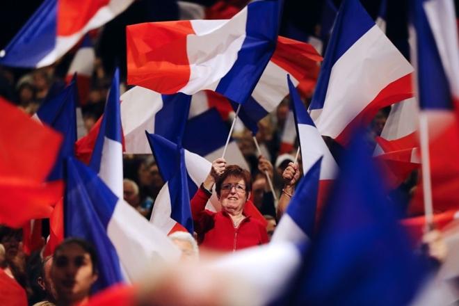 Cử tri Pháp bắt đầu bỏ phiếu bầu Tổng thống vòng 1