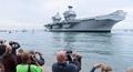 Ra mắt chiến hạm 'xịn' nhất nước Anh HMS Queen Elizabeth