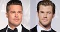 'Thần sấm Thor' và tài tử Brad Pitt giống nhau đến ngỡ ngàng
