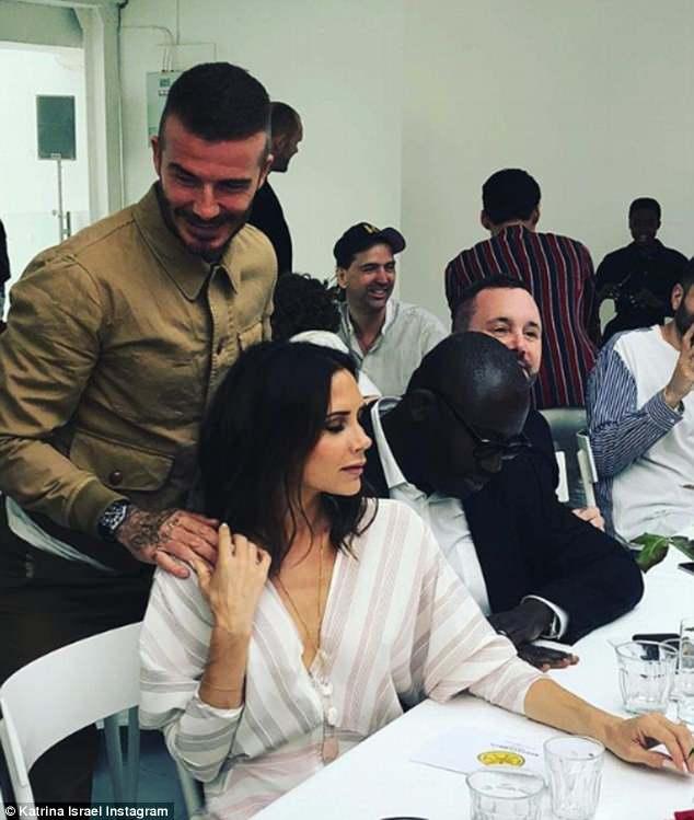 Giữa tin đồn ly dị, vợ Beckham vẫn sành điệu hết phần người khác
