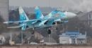 Rơi máy bay trong lúc tập trận ở Ukraine, 2 phi công tử nạn