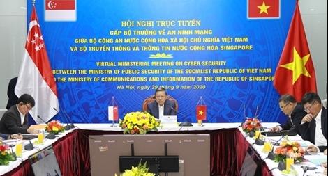 """Việt Nam tích cực tham gia phòng, chống tội phạm mạng tại """"điểm nóng"""" ASEAN"""