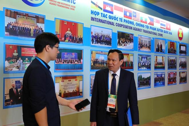 Hợp tác quốc tế - Con đường tối ưu đẩy lùi tội phạm xuyên quốc gia