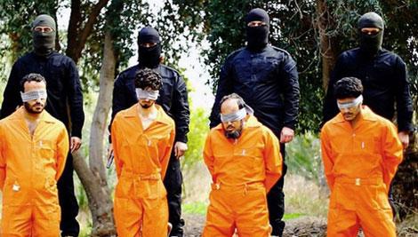 Lo sợ gián điệp nội bộ, IS tăng cường thanh trừng đẫm máu