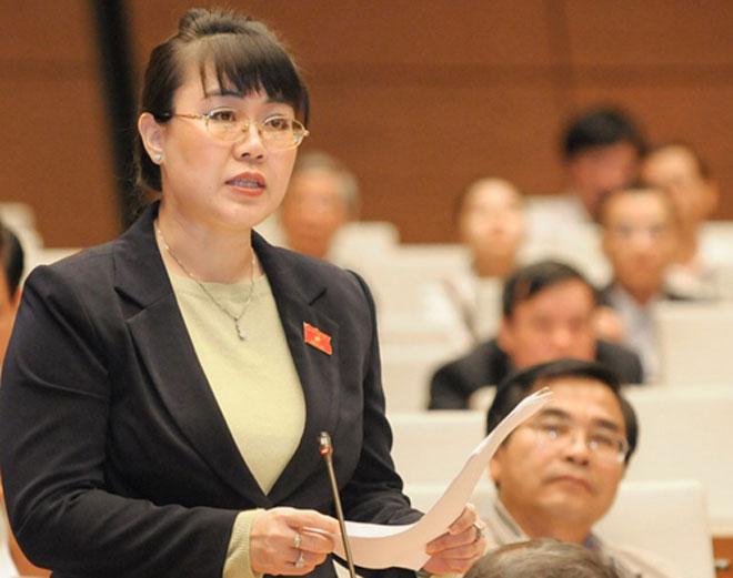 Không công nhận tư cách đại biểu Quốc hội với bà Nguyễn Thị Nguyệt Hường