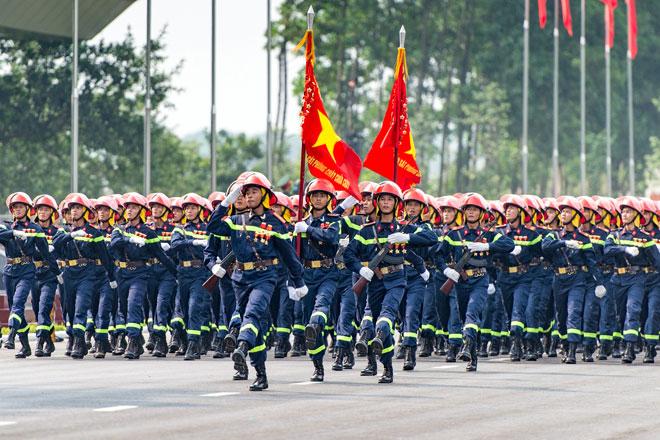 Nâng cao hiệu quả quản lý nhà nước về phòng cháy chữa cháy
