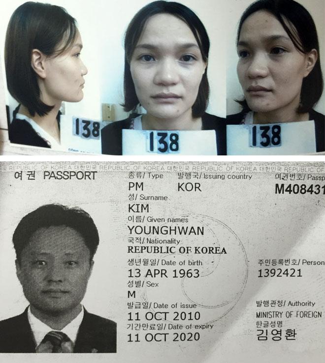 Cặp vợ chồng Việt-Hàn lừa đảo xuất khẩu lao động