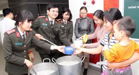 Trung úy Công an 30 lần hiến máu cứu người