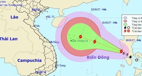 Bộ Công an chỉ đạo các đơn vị ứng phó với bão số 13