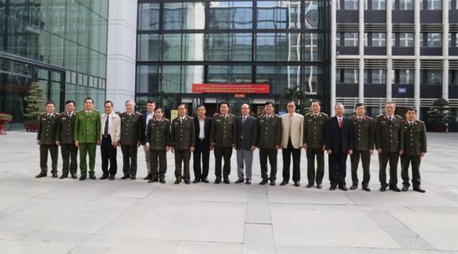Lực lượng Hậu cần - Kỹ thuật CAND 70 năm xây dựng và trưởng thành - Ảnh minh hoạ 3