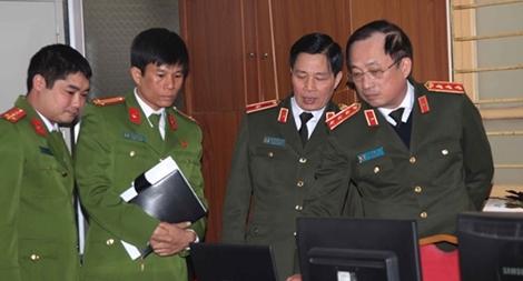 Thứ trưởng Nguyễn Văn Thành kiểm tra công tác đảm bảo ANTT Tết tại Hải Phòng