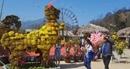 """Rộn ràng """"Sắc xuân Tây Bắc"""" trong Lễ hội khèn hoa tại Sun World Fansipan Legend"""