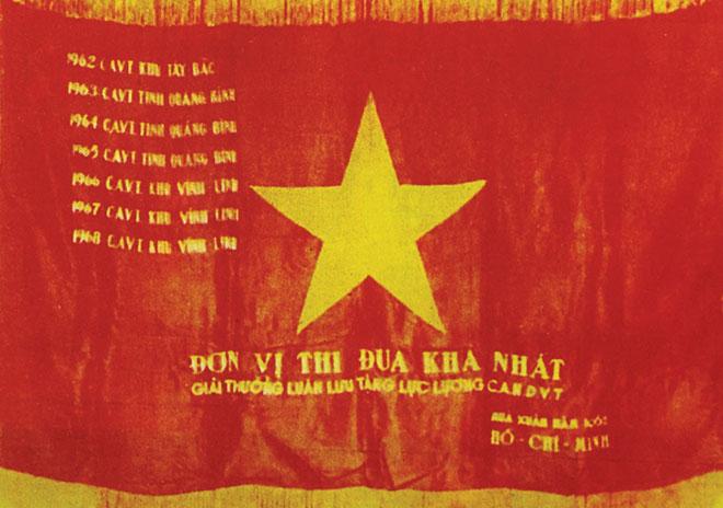 Những phần thưởng của Chủ tịch Hồ Chí Minh dành cho lực lượng CAND - Ảnh minh hoạ 9