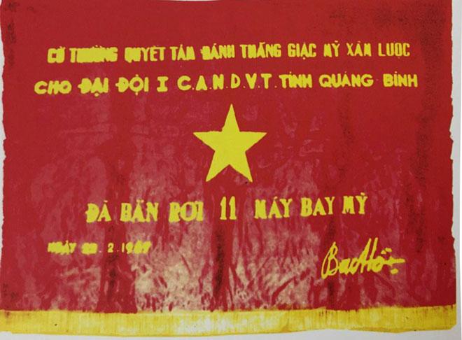 Những phần thưởng của Chủ tịch Hồ Chí Minh dành cho lực lượng CAND - Ảnh minh hoạ 3
