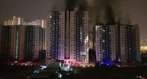 Trách nhiệm bồi thường trong vụ cháy chung cư Carina?