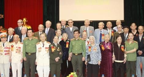 Công an TP Hà Nội đón nhận danh hiệu Anh hùng