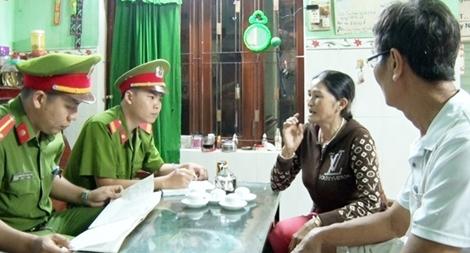 Công an phường Quang Trung (TP Quy Nhơn) phòng, chống tội phạm từ cơ sở