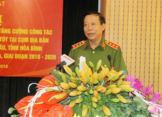 Tăng cường đấu tranh với tội phạm ma túy tại xã Hang Kia, Pà Cò và xã Lóng Luông
