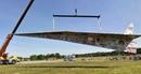 Máy bay giấy lớn nhất thế giới