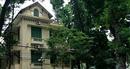 Hà Nội: Phân loại biệt thự xây dựng trước năm 1954