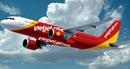 Vietjet tung 2,5 triệu vé máy bay giá từ 0 đồng