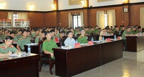 Tỷ lệ điều tra khám phá án tại Hà Nam đạt trên 83%