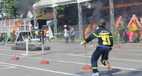 Bộ Công an tổ chức Hội thi cứu nạn, cứu hộ toàn quốc