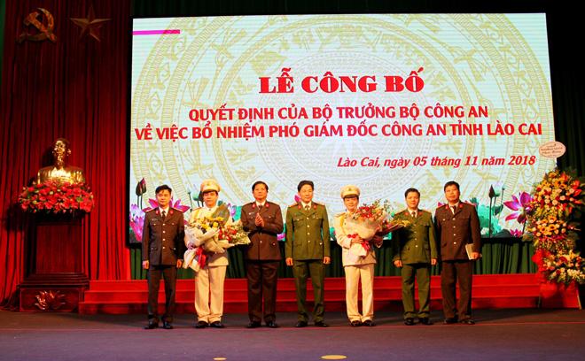Công bố quyết định bổ nhiệm hai Phó giám đốc Công an tỉnh Lào Cai - Ảnh minh hoạ 6