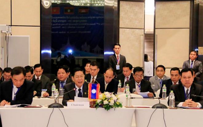 Việt Nam – Lào – Campuchia tăng cường hợp tác phòng, chống ma túy