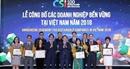 Vinamilk lọt Top 10 doanh nghiệp phát triển bền vững năm 2018