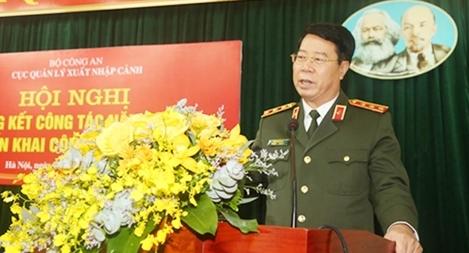 Đẩy nhanh tiến độ thực hiện Đề án sản xuất và phát hành hộ chiếu điện tử Việt Nam