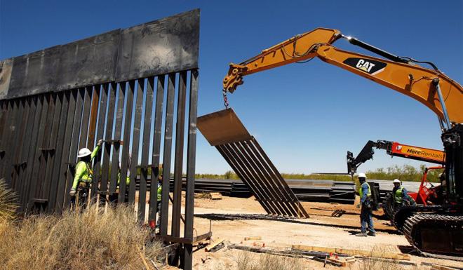 Bức tường vô hình Mỹ – Mexico  - Ảnh 1.