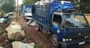 Nhiều vụ đổ trộm rác thải công nghiệp ra môi trường ở Đồng Nai