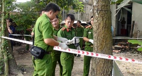 Người đội trưởng lập nhiều chiến công qua truy tìm dấu vết tội phạm