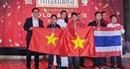 """Việt Nam giành 40 huy chương tại cuộc thi """"Tìm kiếm tài năng Toán quốc tế"""" năm 20191"""