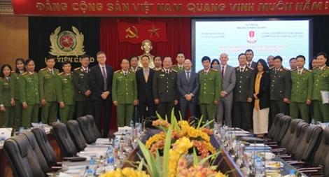 Áp dụng tư duy hệ thống để phát triển Học viện CSND trở thành trường trọng điểm quốc gia