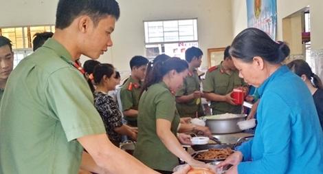 Nhiều việc làm thiết thực của tuổi trẻ Phòng An ninh chính trị nội bộ Công an Phú Yên