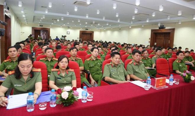 CBCS tập huấn công tác quản lý Nhà nước về PCCC và CNCH - Ảnh minh hoạ 2