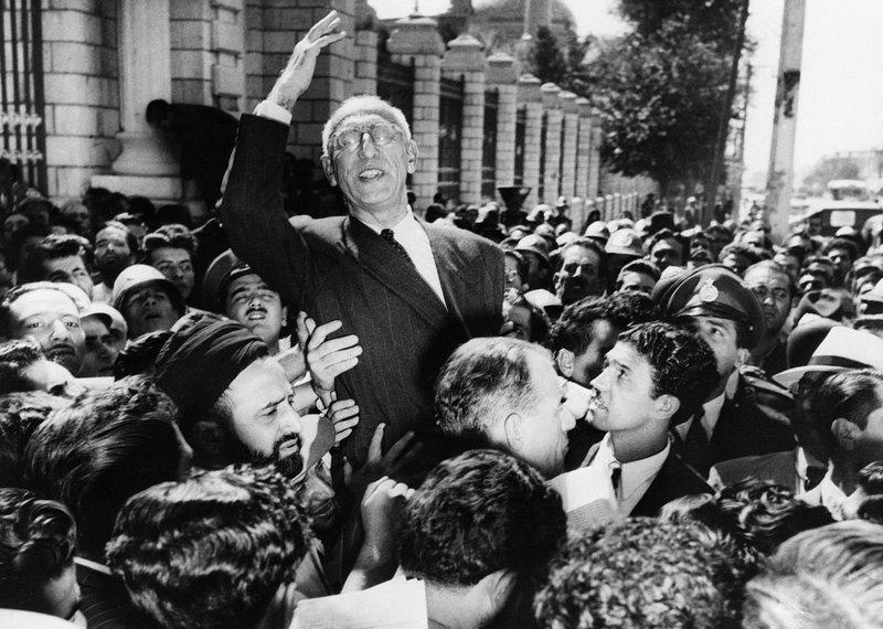 Thủ tướng Mohammed Mossadegh.