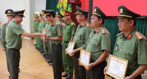 Công an tỉnh Đắk Nông sơ kết công tác Công an 6 tháng đầu năm